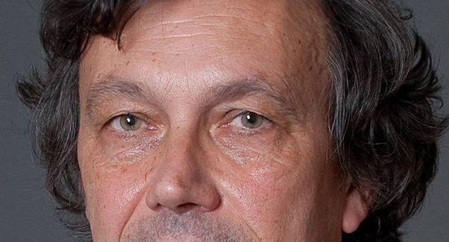 FRANCE Le conférencier François-Bernard Huyghe, docteur d'état en sciences politiques, directeur de recherche à l'Institut des relations internationales et stratégiques (IRIS) 20171