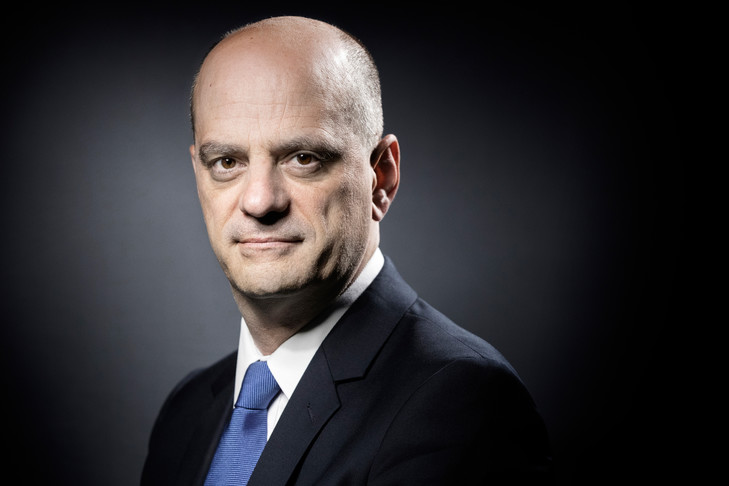 FRANCE ministre-leducation-nationale-Jean-Michel-Blanquer_0_729_486