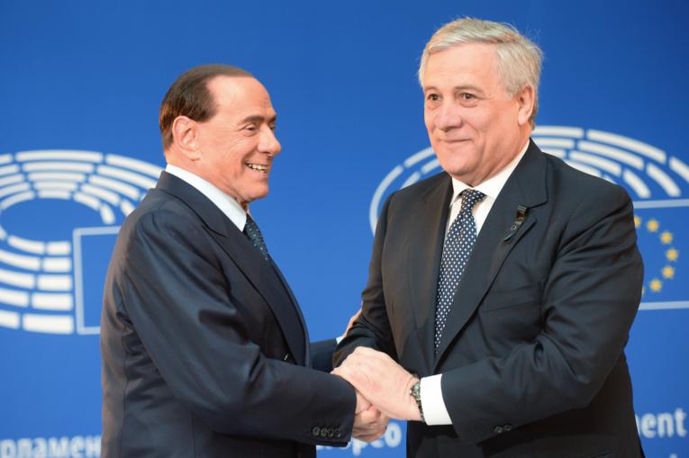 italie Antonio Tajani, berlu_tajani