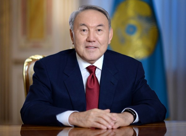 KAZAKHSTAN par le Président du Kazakhstan Noursoultan Nazarbaev. كازاخستان-نور-سلطان-نزارباييف