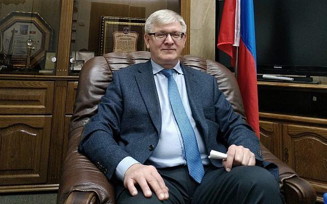 RUSSIE Ambassadeur adjoint russe du nom de Frolov P80212-122934-e1518445801461-640x400
