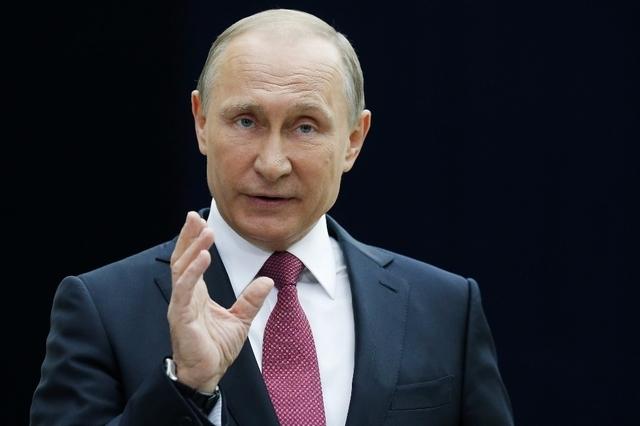 RUSSIE discours du président Poutine devant les corps constitués de la Fédération de Russie le 1er mars 2018