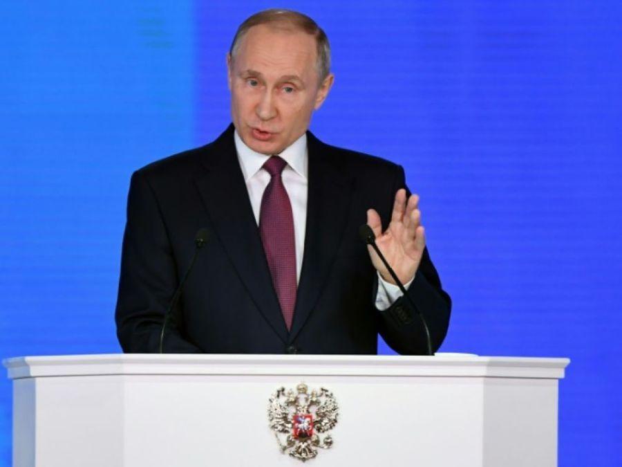 RUSSIE discours du président Poutine devant les corps constitués de la Fédération de Russie le 1er mars 2018cover-r4x3w1000-5a97d13f04ac4-bc1fa3e635499ab59642893ec6a3723c3de6c21b-jpg