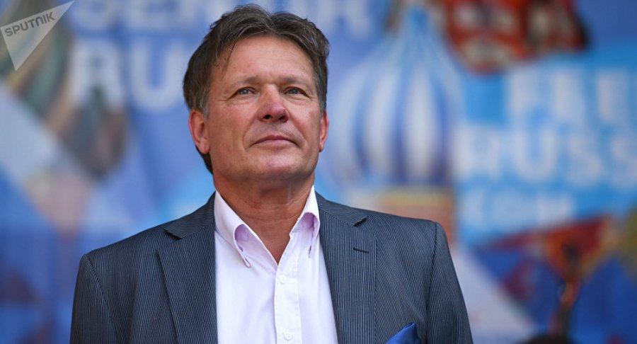 RUSSIE l'Ambassadeur de Russie en Argentine Viktor Koronelli1073514512