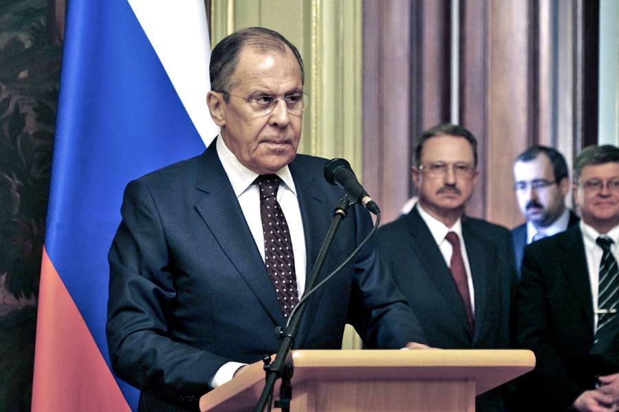 RUSSIE LAVROV Ответы на вопросы СМИ