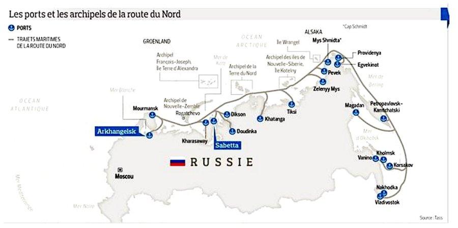 russie ports de route du nord C8UQ-vPW0AIxFBt