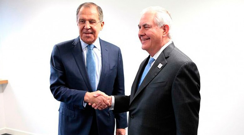 RUSSIE USA LAVROV Rex Tillerson I5EEvwl0uh262Gg9lnDO