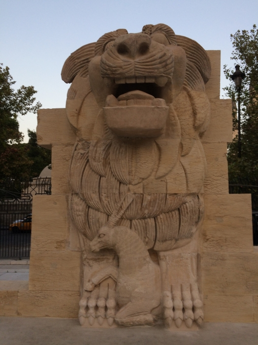 syrie lion de Palmyre img-455