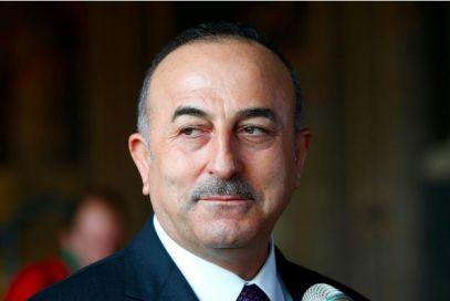 turquie le Ministre turc des Affaires étrangères Mevlüt Cavusoglu Les-declarations-americaines-sur-la-Syrie-sont-insatisfaisantes-pour-la-Turquie