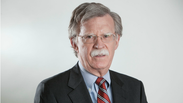 USA John Bolton john-bolton
