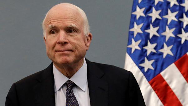 USA sénateur américain John McCain 603x339_379127
