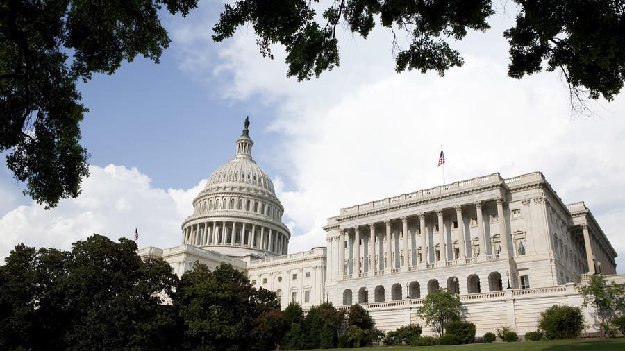 USA The United States Capitol in Washington 5a8dbff0fc7e9329388b45ce