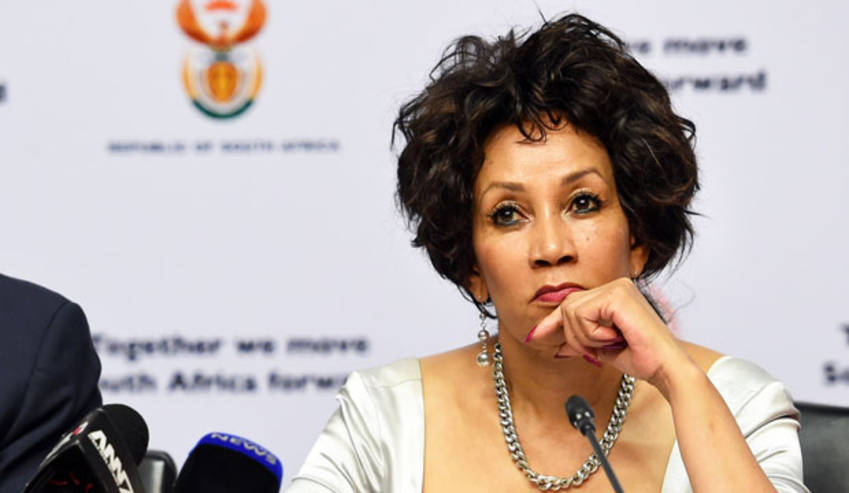 AFRIQUE SUD laMinistre sud-africaine des Relations internationales et de la Coopération Lindiwe Sisulu 849x493q70gon-lindiwe