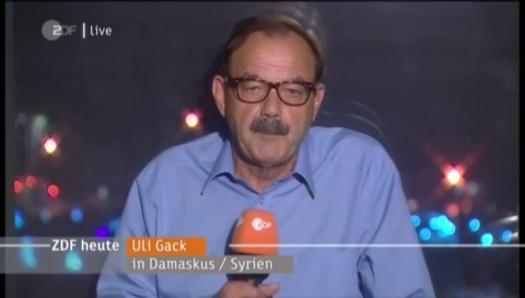 allemagne Uli Gack zdf_25042018_h19_gack_syrien_assad