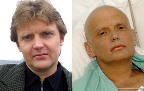 ANGLETERRE Litvinenko470