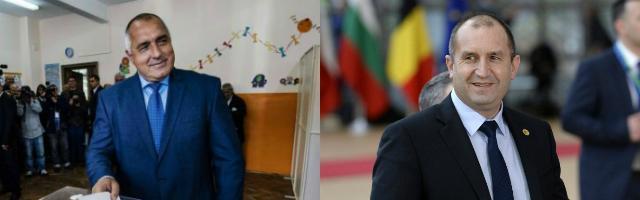 BULGARIE Boïko Borissov, le Premier ministre bulgarie et Roumen Radev, le président du paysfiche-pays-bulgarie_0