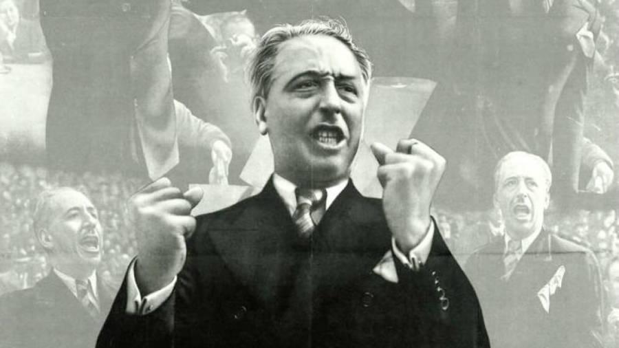 ESPAGNE DE FRANCO Lluís Companys