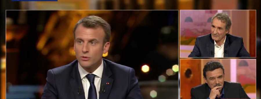 france face-a-emmanuel-macron-edwy-plenel-snobe-jean-jacques-bourdin-apres-une-question-sur-la-victoire-du-psg-video