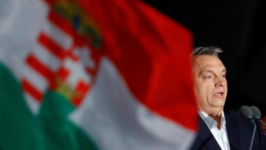 HONGRIE 2018-04-08t214801z_749203997_rc18ba5bdce0_rtrmadp_3_hungary-election-supporters-orban_0