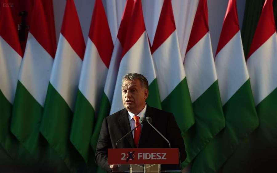 HONGRIE le-hongrois-viktor-orban-est-l-ultra-favori-demain-pour-emporter-un-troisieme-mandat