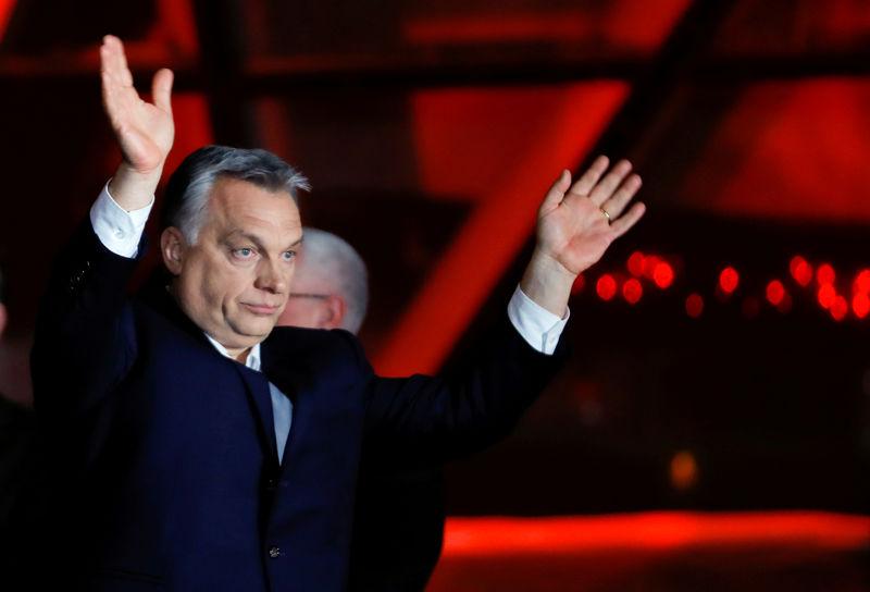 HONGRIE: ORBAN REMPORTE UN TROISIÈME MANDAT, CONSERVE SA MAJORITÉ