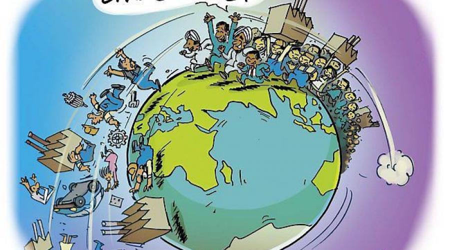 lmondialisation gagnant perdant a-mondialisation-grimace-sous-leurs-dessins0