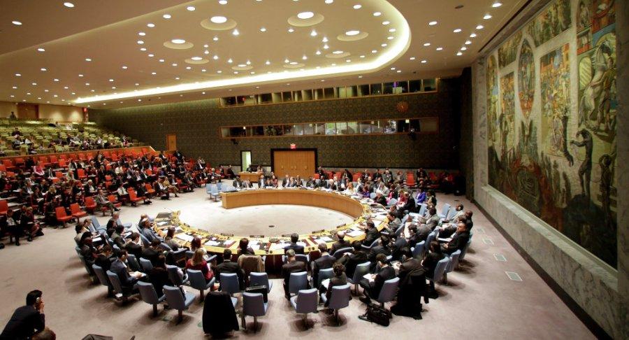 ONU Conseil de sécurité des Nations unies 1015246804
