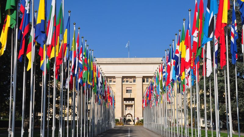 ONU L'ONU à Genève, siège européen [© rm - ]6537960.image