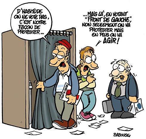 POPULISME Caricature-Babouse-vote-front-de-gauche