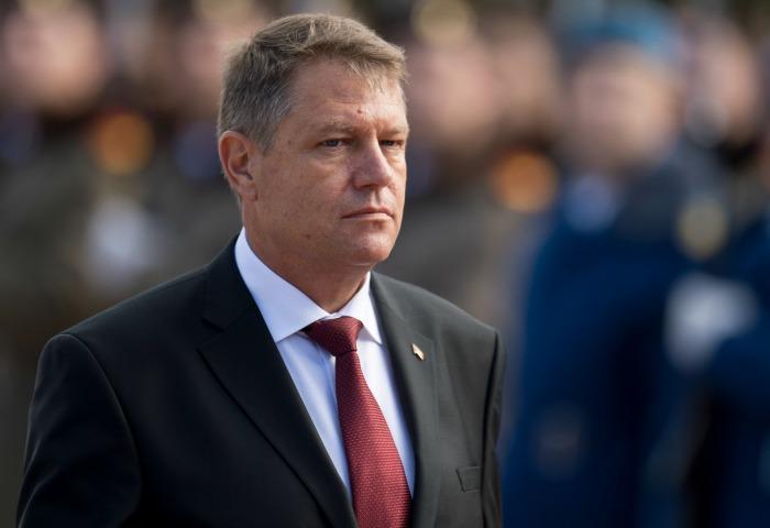 ROUMANIE Le président roumain Klaus Ionanis, le 21 décembre 2014 - AFP-Daniel Mihailescu. Klaus Iohannis ..2212-Iohannis