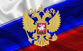 russie flag images