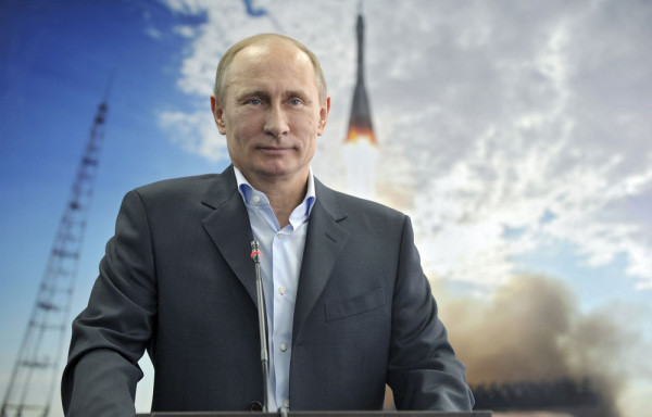 Russie Poutine Vladimir Poutine