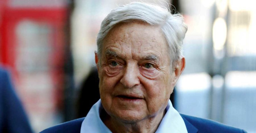 SOROS Liberal billionaire George Soros teamed up with USAID to boost left-wing causes in Macedonia. (Photo- Luke MacGregor-Reuters -Newscom) 170410_Sorosedit-1250x650