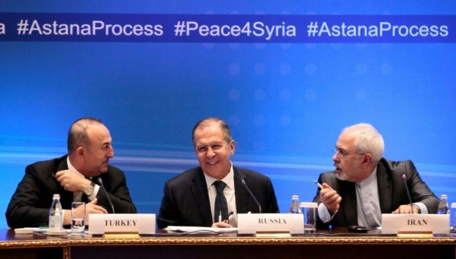 turquie russie iran 1110069-de-g-a-d-les-ministres-des-affaires-etrangeres-turc-mevlut-cavusoglu-russe-sergei-lavrov-et-iranien-