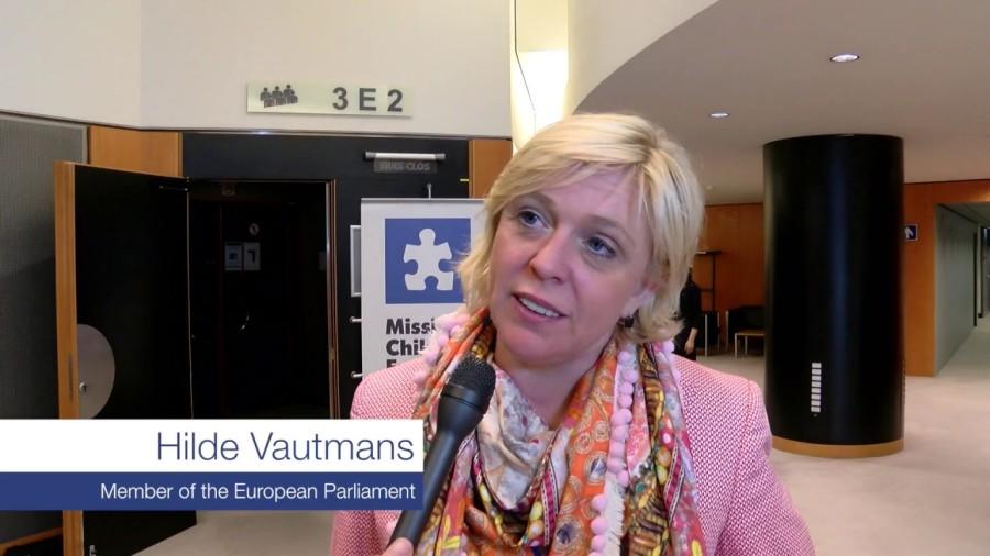 UE Hilde Vautmans, maxresdefault
