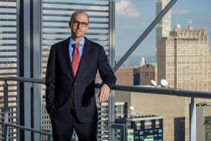 usa Arthur Gregg Sulzberger assumed the role of publisher of The New York Times on Jan. 1. Credit Tony Cenicola-The New York Times20agprofile1-master675