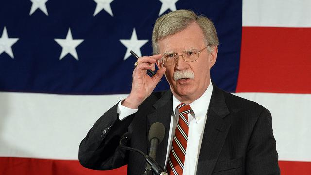 USA John Bolton boltonjohn_012415getty2_lead