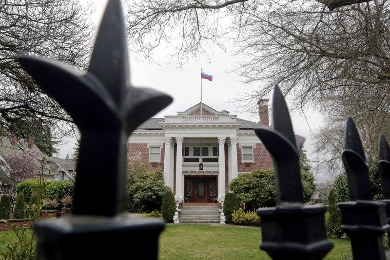 USA la résidence du Consul général de Russie à Seattle 800