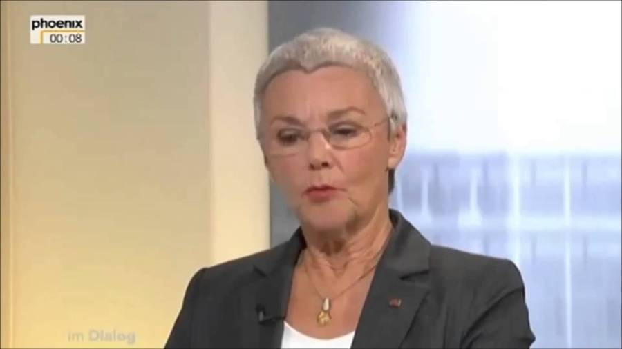 ALLEMAGNE Gabriele Krone-Schmalz maxresdefaultGabriele Krone-Schmalz