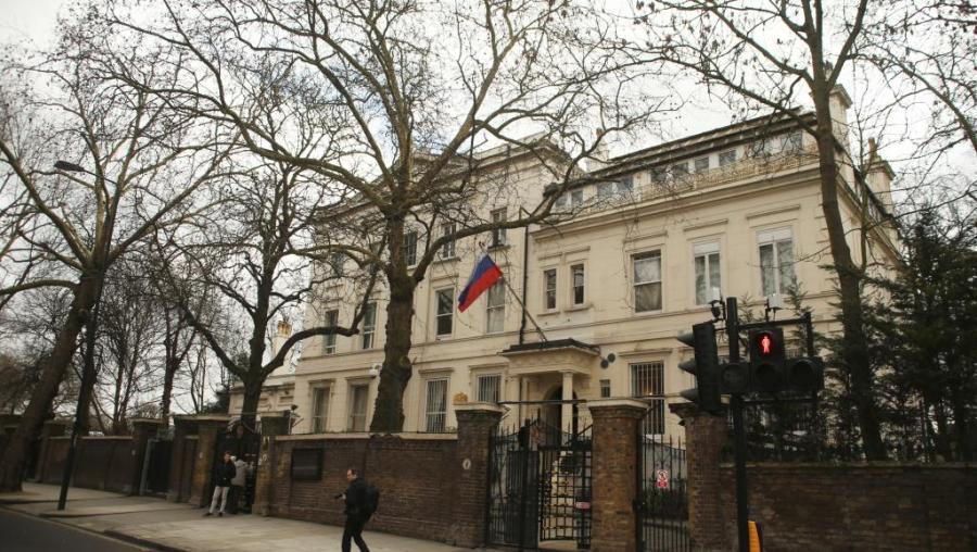 angleterre L'ambassade de Russie à Londres 2018-03-13t131045z_429107559_rc11c25cf300_rtrmadp_3_britain-russia_0