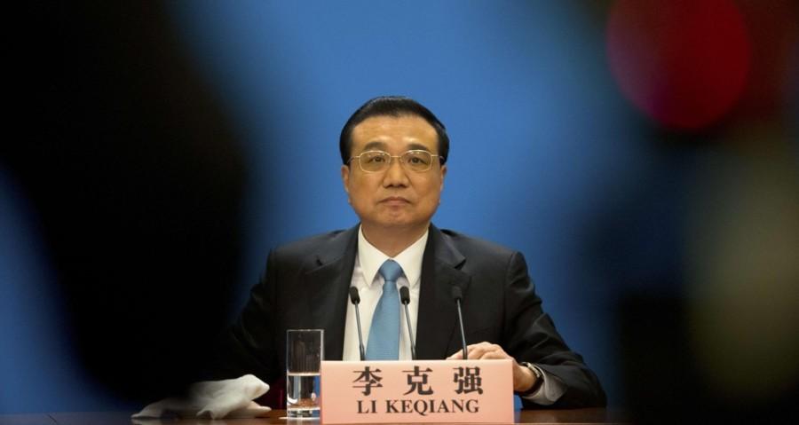 CHINE Le Premier ministre chinois Li Keqiang - Mark Schiefelbein.AP.SIPA 2165254_comment-la-chine-se-prepare-a-une-guerre-commerciale-avec-les-etats-unis-web-tete-0301499213617