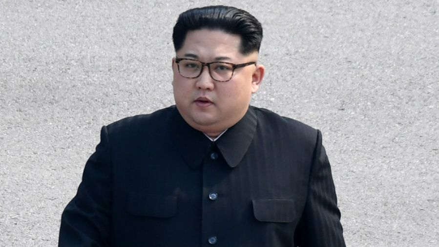 COREE NORD Le leader nord-coréen Kim Jong Un 06148936e2eb4685eaf7832b589c8