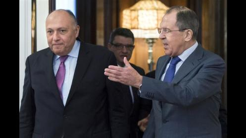 egypte russie Les ministres russe et égyptien des Affaires étrangères ont discuté, au téléphone, du dossier f445ab84-cf4f-4a1b-a840-0fe6dc0d06e1
