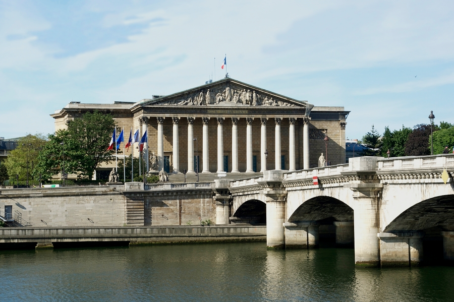 france Concorde_Assemblée_Nationale