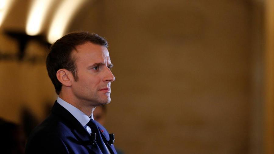france Macron 2018-04-27t145227z_114209900_rc18500bc170_rtrmadp_3_france-slavery-macron_0