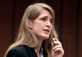 journaliste Samantha Power images