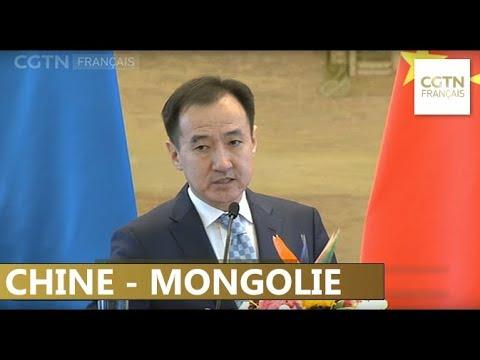 MONGOLIE Ministre mongol des Affaires étrangères Damdin Tsogtbaatar hqdefault