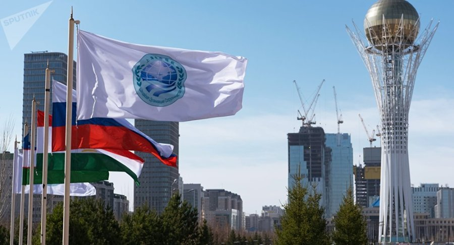 OCS l'Organisation de coopération de Shanghai 1031764563