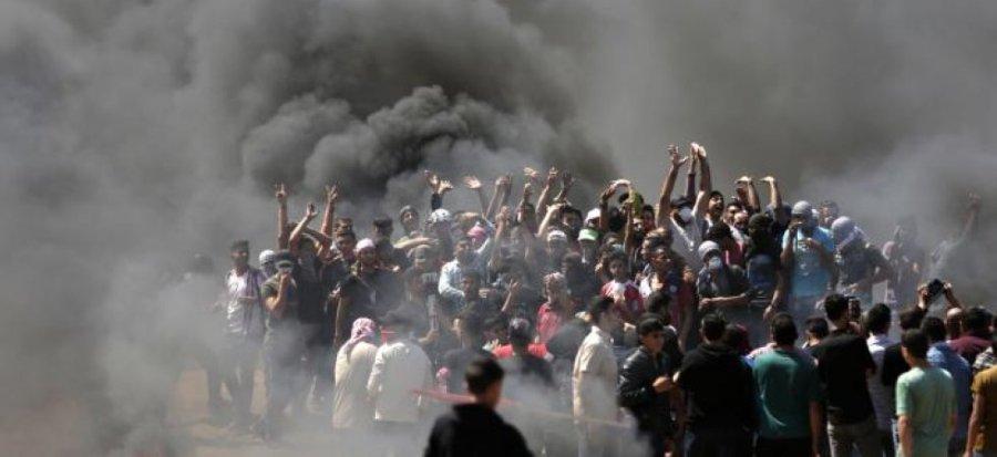 PALESTINE GAZA 661_francetv-actu-articles_401_615_7995fa413be982e90516925ae4_ambassade-americaine-des-affrontements-a-la-frontiere-entre-israel-et-la-bande-de-gaza 15013921