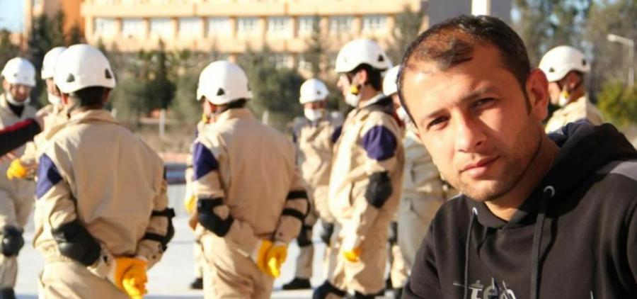 syrie casques blancs Raed Saleh raedsaleh042201